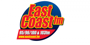 East Coast FM Media Appearance Logo