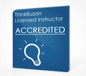 Think Buzan Licensed Instructor Logo